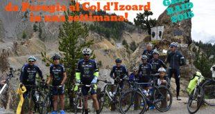 viaggio in bici cicloturismo da Perugia al col d'Izoard