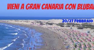 viaggio in bici a Gran Canaria con Blubai