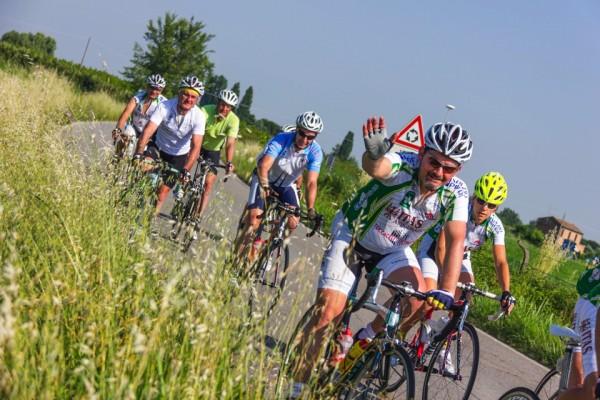 Viaggi in bici fra Umbria e Marche: il Mini Raid 2016