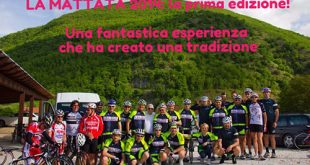 La Mattata 2014: prima edizione, cicloturismo. Una fantastica esperienza che ha creato una tradizione
