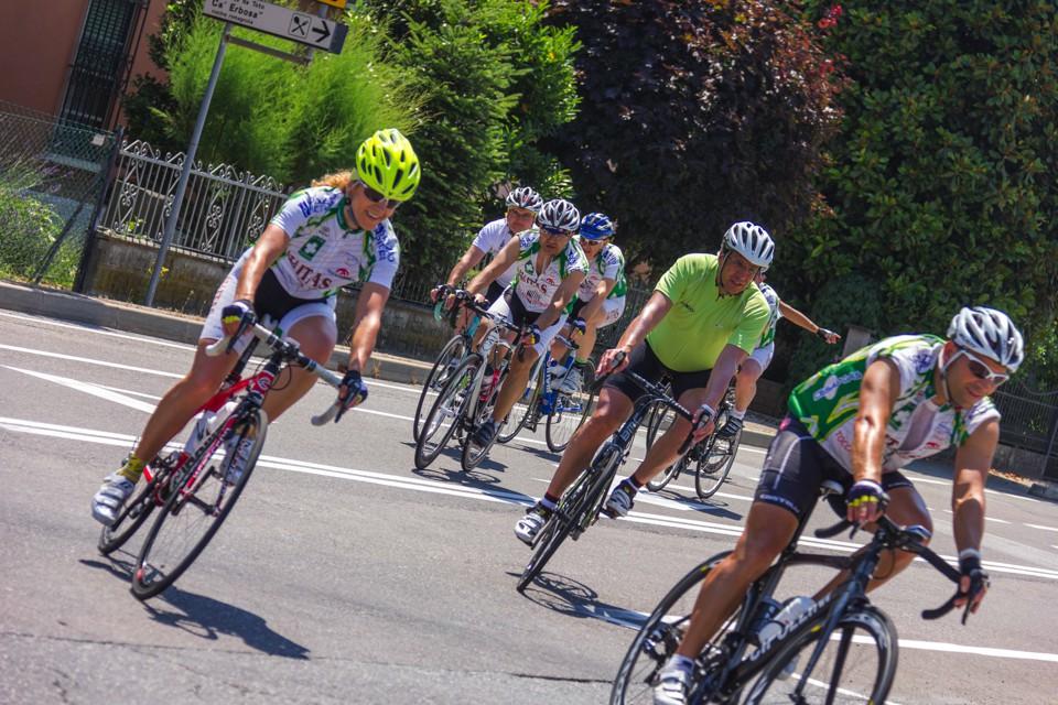 Giornata in bici a Fano: La Sempresuipedali