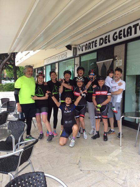 andare in bicicletta a Perugia - just ladies