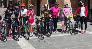 donne in bici just ladies Perugia