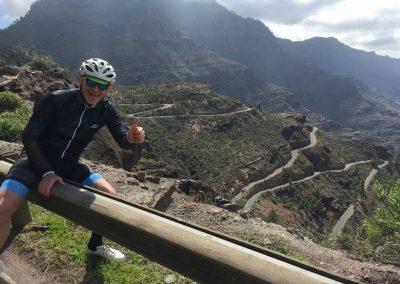 vacanza in bici a gran canaria